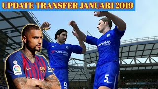 FIFA 2019 MOD Transfer Update Januari | Android Game Offline