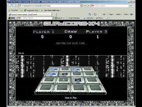 QuadCoreX4 ( XBAP On-Line Game )