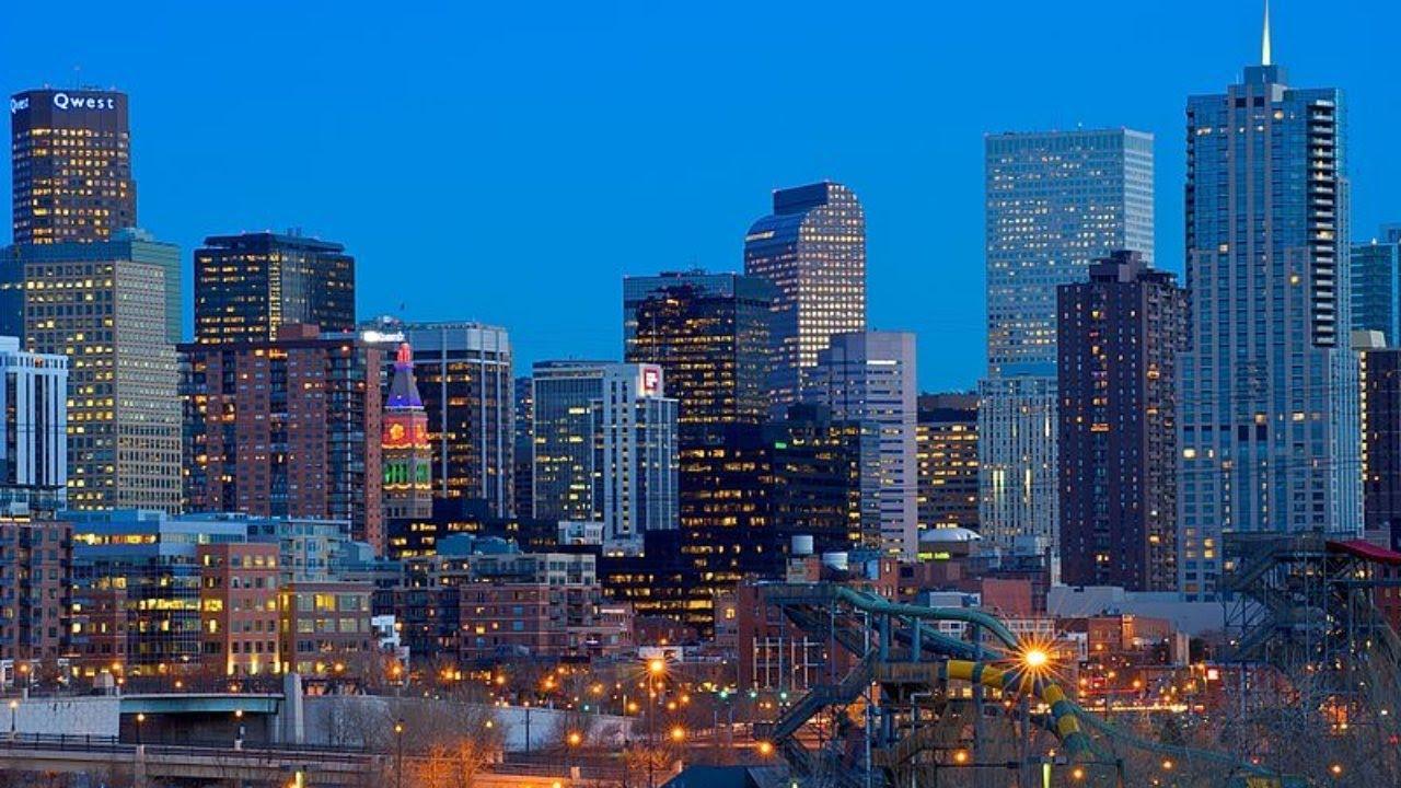Broadway Denver Colorado