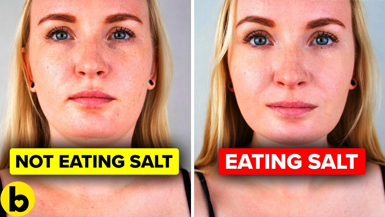 7 Reasons Why Removing Salt From Your Diet Is A Bad Idea