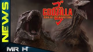 New Plot Details REVEALED For Godzilla King Of The Monsters