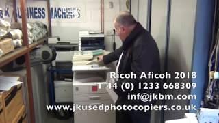 Ricoh 2018 A3 A4 Photocpier