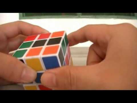 How to solve a Rubik's Cube - Part 1.mp4