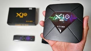 MECOOL KM9 - Android 8 1 TV OS BOX - S905X2 - Official ATV