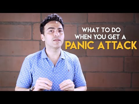 What to do when you get a panic attack | [In Hindi] | Ayaz Khan