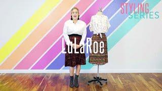 LuLaRoe // Styling Series: Jill Skirt