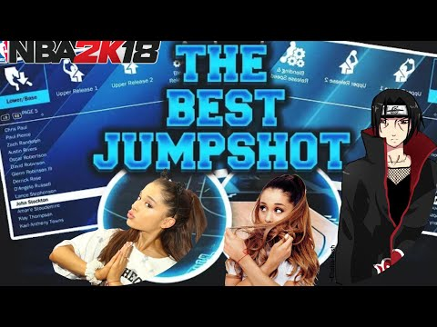 NBA 2K18 *NEW* BEST CUSTOM JUMPSHOT AFTER PATCH 8😱😱👁PLAYING WITH A FORMER 98 OVERALL HG MEMBER😭