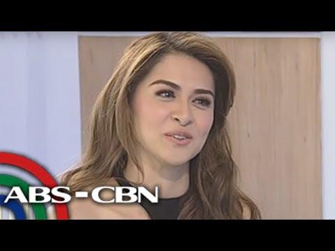 Bandila: Marian Rivera recalls trainee days at ABS-CBN