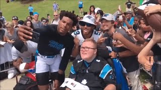 NFL Players Meeting Their Biggest Fans (emotional)
