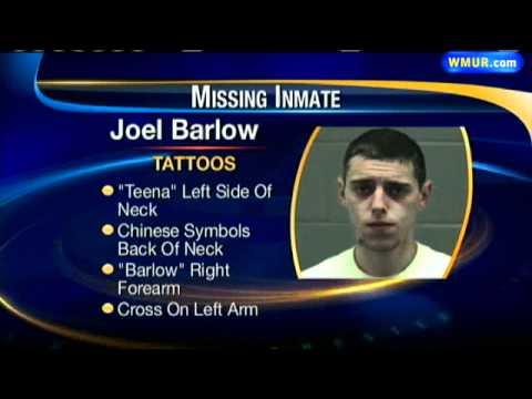 Inmate Escapes Belknap Co. Jail