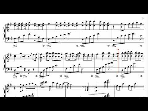 First Love - Utada Hikaru, Piano Cover (arranger Unknown)