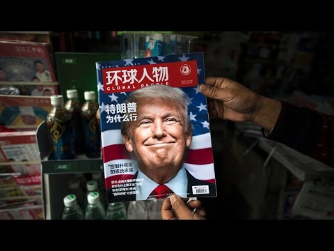 Here's How Trump Could Start a Trade War With China