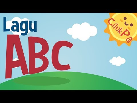 Lagu ABC | Bahasa Indonesia | CilukPa