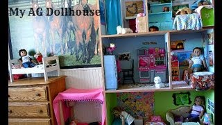 My Updated Ag Dollhouse Tour