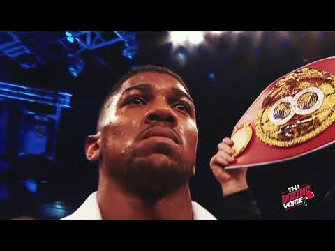 🔴 Camp Life Joseph Parker: 🔥 Anthony Joshua I'm Ready For 🥊 WAR 🥊