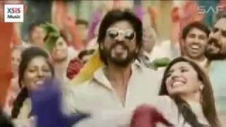 Mere Rashke Qamar   Raees   Ft  Shahrukh Khan   Mahira Khan and Sunny Leone