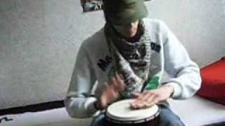 morys djembe 2 (Crystal Method - Acetone ||COVER|| )
