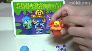Moshi Monsters Goo Fighters