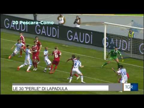 I trenta gol di Gianluca Lapadula - Pescara Calcio 2015-16