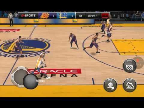 Lebron James DUNKING ON PEOPLE-NBA LIVE - YouTube