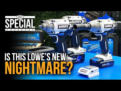 HART Power Tools Take Walmart By STORM. (Full Event Coverage!)