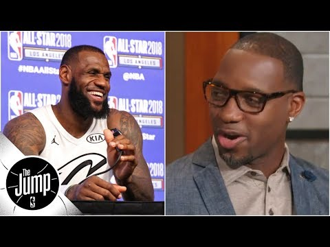 NBA to televise All-Star draft, and Tracy McGrady can't wait to see who goes last | The Jump