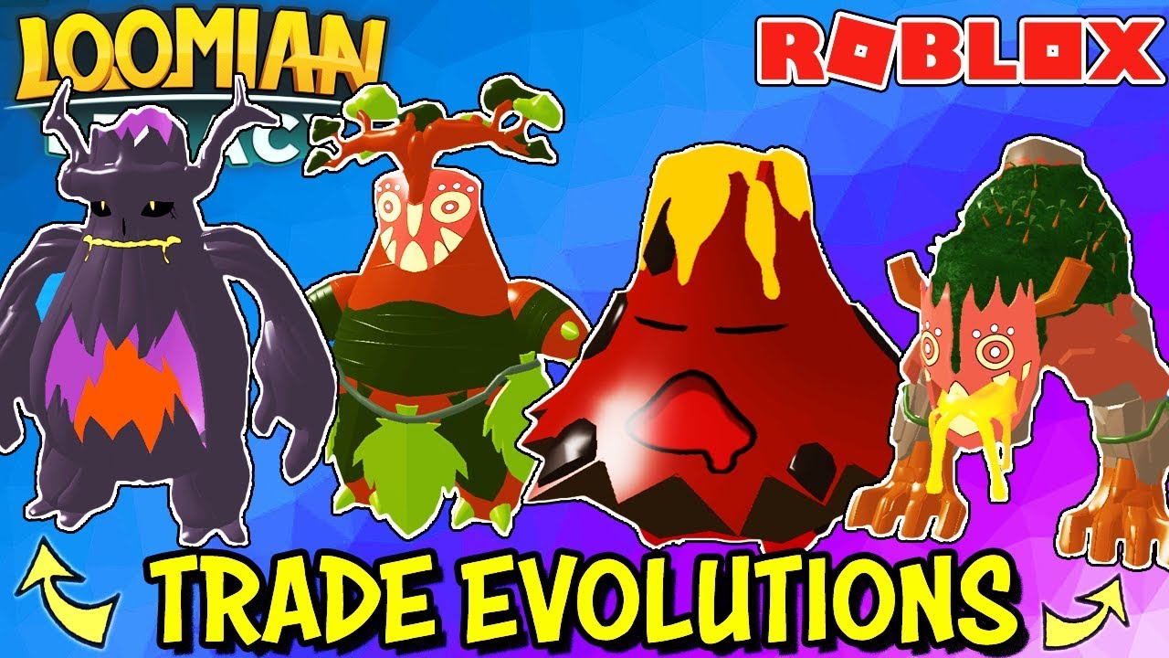 Loomian Legacy Trade Evolutions How To Get Valkaloa Krakaloa