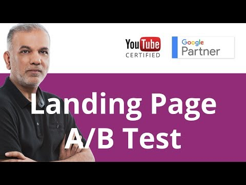 How To Split Test Your Landing Page