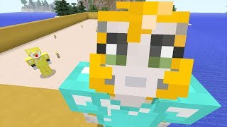 Minecraft Xbox - Ocean Den - Bread Arena (61)