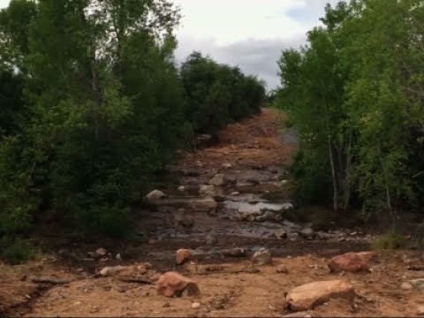 Crews Describe Rescue from Arizona Flash Floods