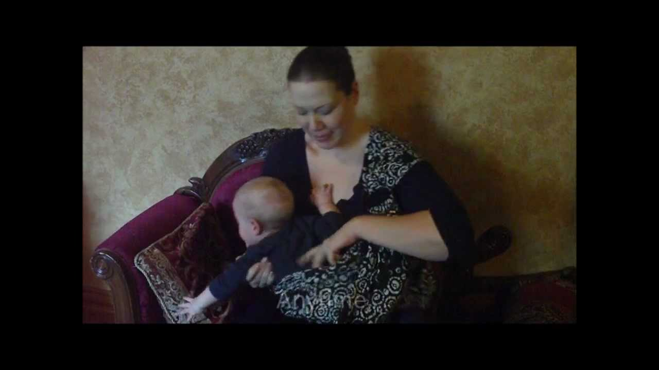 b9d45d06e56 Breastfeeding in a Ring Sling