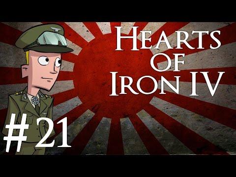 Hearts of Iron 4 | Japan | Part 21 | Mediterranean Midway