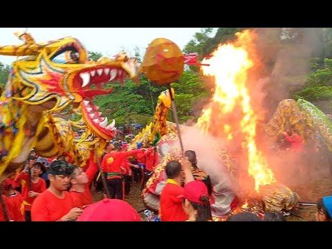 2019, Proses Ritual Pembakaran 12 Duprikat Naga di Roban - Singkawang