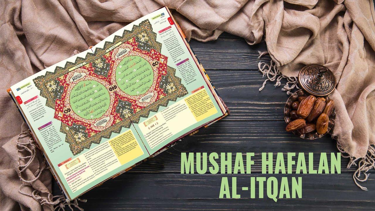 LAUNCHING MUSHAF HAFALAN AL-ITQAN
