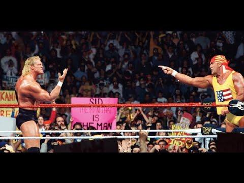 """Sycho Sid Recalls Hulk Hogan """"Screaming And Crying"""" Following 1992 Royal Rumble"""