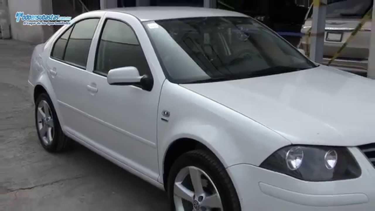 Volkswagen / Jetta Clasico Sport Tiptronic Climatronic Piel Rines de Aluminio/ 2012 - YouTube