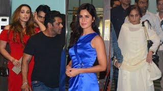 Salman Khan Celebrate Christmas With Family, Katrina Kaif And GF Iulia Vantur