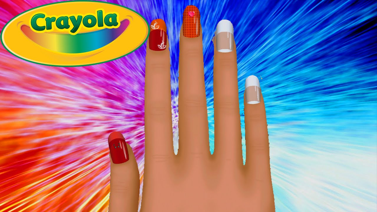 Crayola Nail Party Tv Show A Salon Experience New Decoration For S You