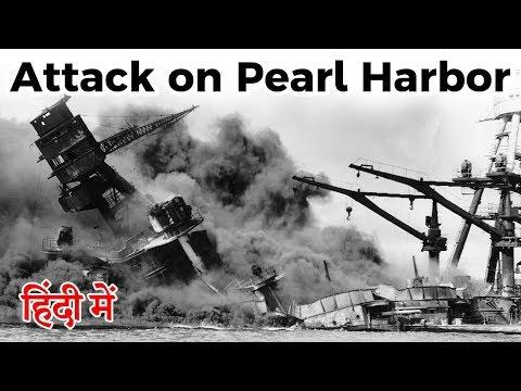 Attack on Pearl Harbor - Why did Japan attack US naval base at Pearl Harbor?