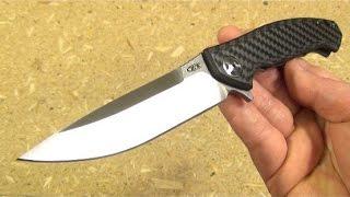 Zero Tolerance 0452CF Flipper Folding Knife Review