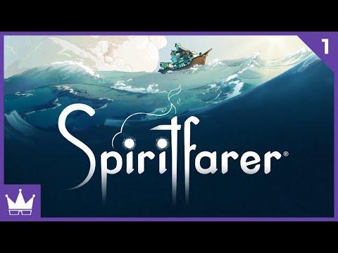 Twitch Livestream | Spiritfarer Part 1 [Xbox One]