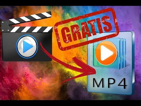 Come convertire OGNI TIPO DI VIDEO in MP4!!! GRATUITAMENTE!!!!