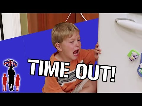 Incredibly Challenging Time-Out   Supernanny