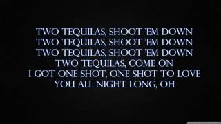 Robin Thicke - One Shot (Lyric)