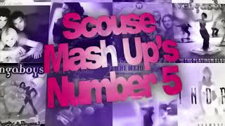 Скачать VA Scouse Mash Up S Number 5 Eurodance Megamix By DJSR 2014