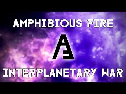 Amphibious Fire - Interplanetary War