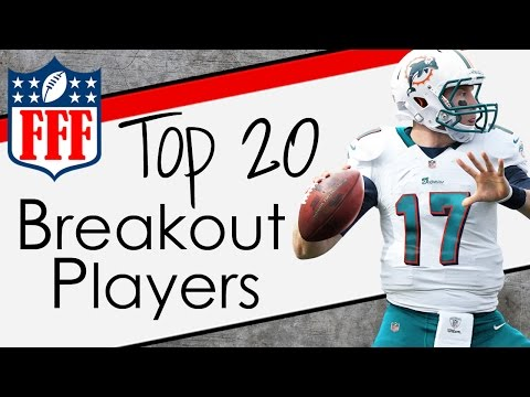 2015 Fantasy Football Top 20 Breakout Players