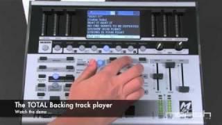 Merish PLUS - MIDI File & MP3 backing track player