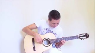 Different World (Iron Maiden) Acoustic - Nylon Maiden II by Thomas Zwijsen
