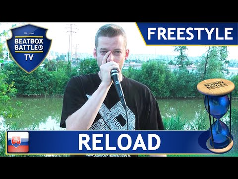Reload from Slovakia - Freestyle - Beatbox Battle TV